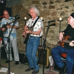 Bucky, Don, and Tom: Jona, Switzerland 2004