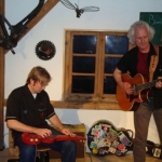 Andy Dee and Bucky Halker, Glonn, Germany 2009