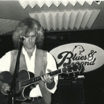 Bucky at Blues and Beyond, Frankfurt, Germany, 1998