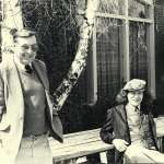 Bucky & Frank Specht, College of Idaho 1982