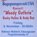 Bucky Halker & Andy Dee: Walldorf, Germany (2012)