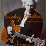 Bucky Halker @ Ossietzky University, Oldenburg, Germany (2016)