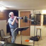 "Recording ""My Dreamland Girl"" by Joe Hill"